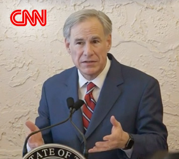 Governor Abbott Allows Businesses to Reopen at 100% Capacity