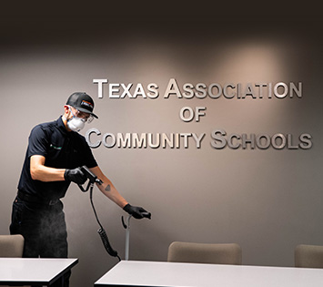 The Texas Association of Community Schools Protected by Germinator